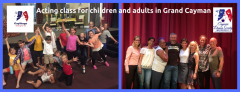 Acting Classes Stage Group (age 12-16) Wed 5-6.30