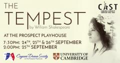 Cambridge American Shakespeare Tour-The Tempest