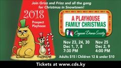 A Playhouse Family Christmas