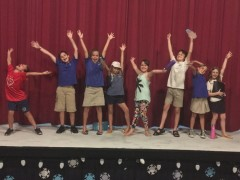 Acting for ages 7-9 Thu 4.30-6pm (Term 3 2018/19)