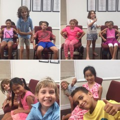 Acting for ages 5-6 Wed 3.30-4.30pm (Term 4 2018/19)
