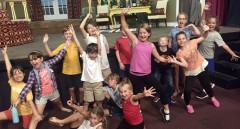 Acting for ages 7-9 Thu 4.30-6pm (Term 4 2018/19)