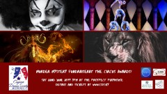 Murder Mystery Fundraiser - CIRCUS AWARDS! June 22nd