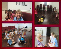 Acting for ages 5-6 Thu 3.25-4.25pm (Term 2 2019/20)
