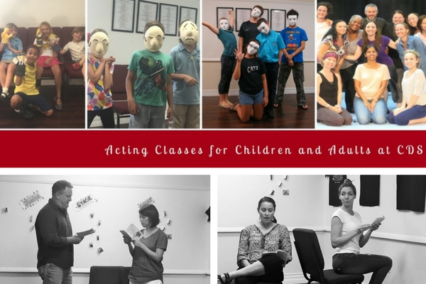 Acting for 8-11 year olds (Thursday)