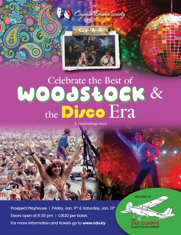 The Best of Woodstock and Disco!