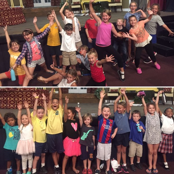 Acting for ages 5-6 Thu 3.15-4.15pm (Term 4 2018/19)