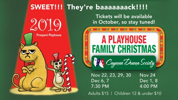 A Playhouse Family Christmas