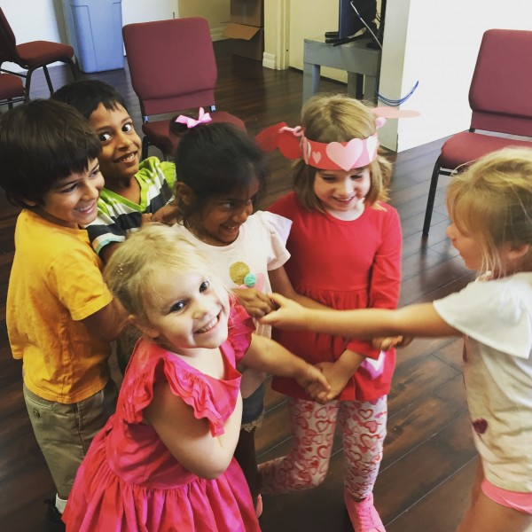Acting for ages 5-6 Thu 3.25-4.25pm (Term 4 2019/20)