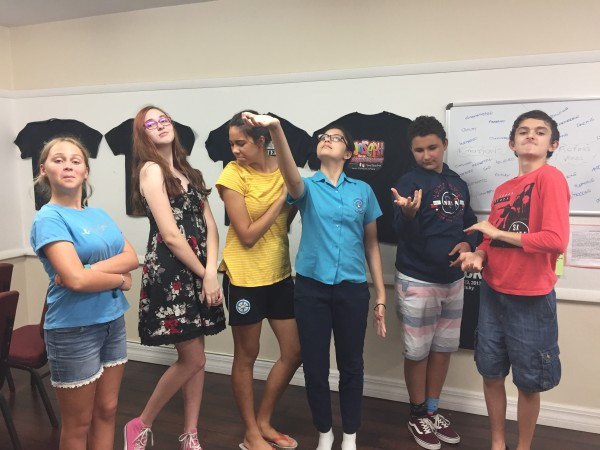 Acting for ages 13-18 Term 1 2020/21