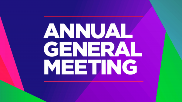 AGM - now in Aug!