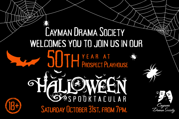 50th Anniversary AND Halloween Spooktacular!