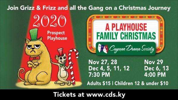 Playhouse Family Christmas 2020