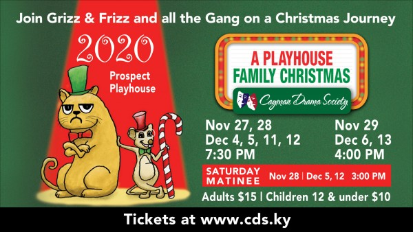 Playhouse Family Christmas 2020
