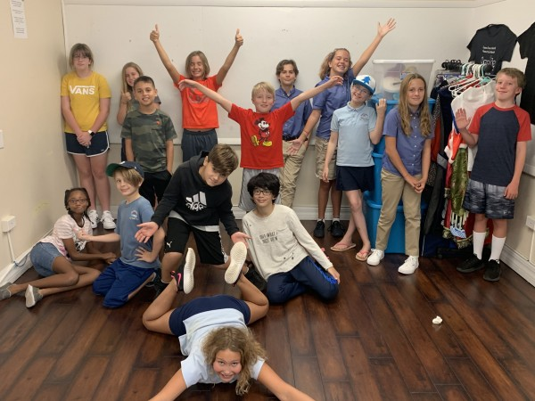 Acting for age 10-12s Term 3 2020/21