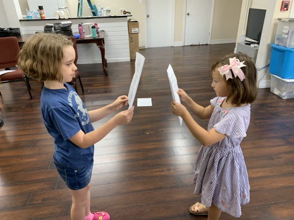 Acting for age 7-9s Term 3 2020/21